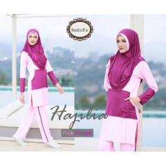 Hajilia Pink Purple