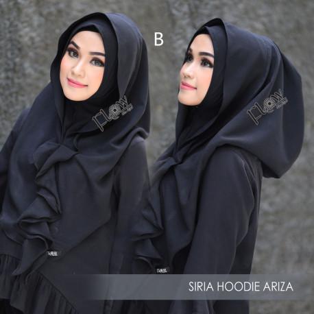 Jilbab Siria Hoodie Ariza B