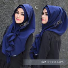 Jilbab Siria Hoodie Ariza C