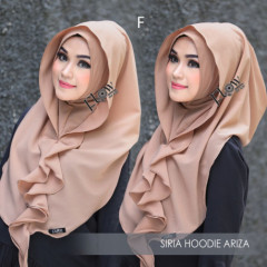 Jilbab Siria Hoodie Ariza F