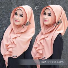 Jilbab Siria Hoodie Ariza G