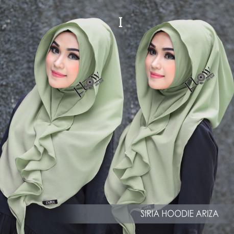 Jilbab Siria Hoodie Ariza I