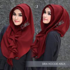 Jilbab Siria Hoodie Ariza J