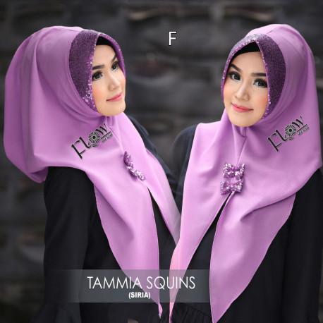 Jilbab Tamia Squins F