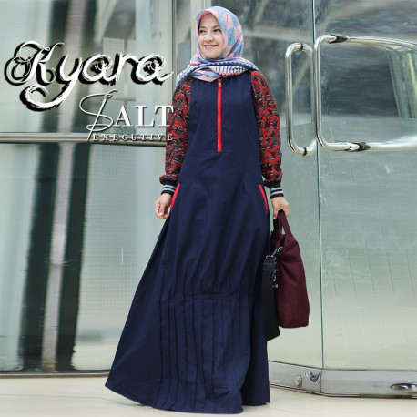 Kyara Dress Navy