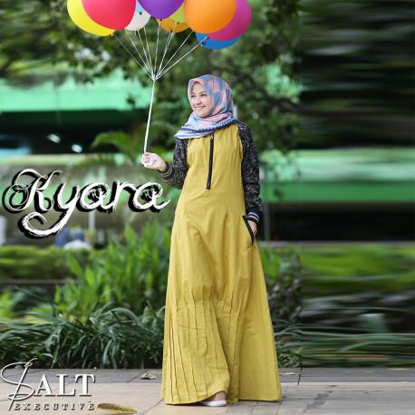 Kyara Dress Yellow