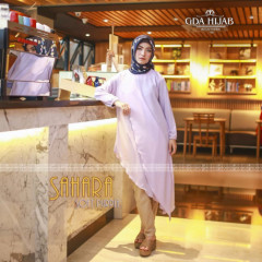 Sahara Tunik Purple