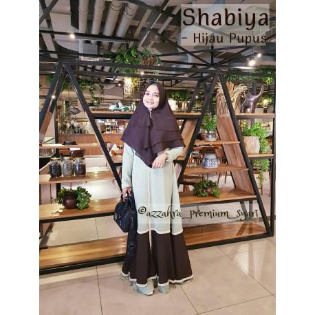 Shabiya Hijau Pupus
