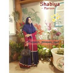 Shabiya Maroon