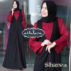 Sheva Dress Black