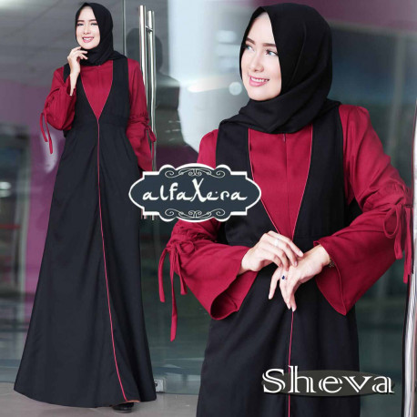 Sheva Dress Black