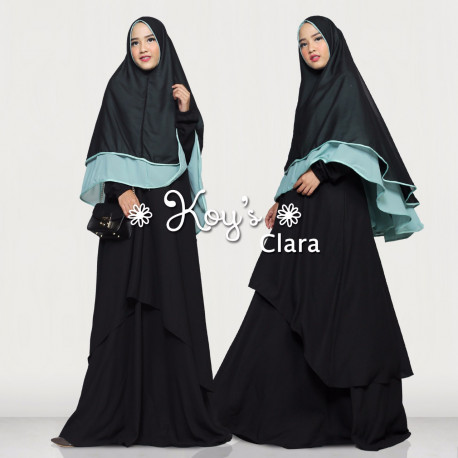 clara syari black