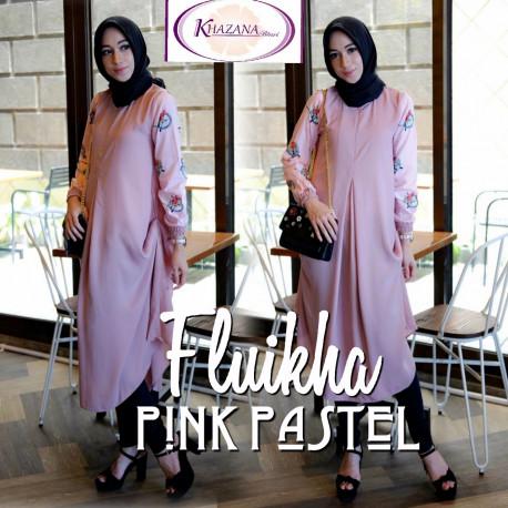 fluikha by khazana btari Pink Pastel