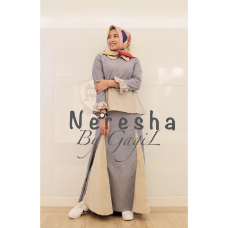 neresha by gagil navy