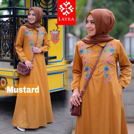 viona by layra Mustard
