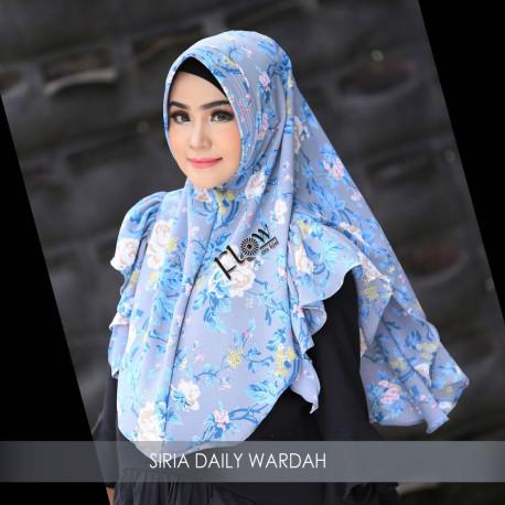 Jilbab Siria Wardah Grey