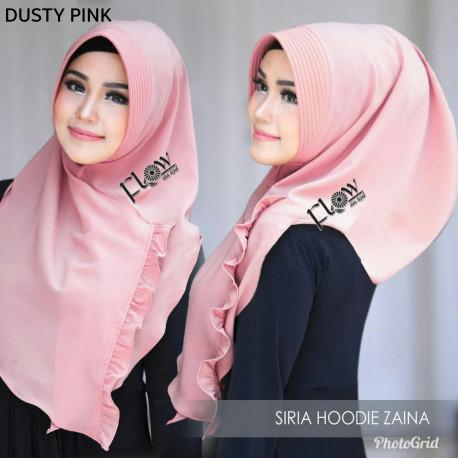 Jilbab Zaina Dusty Pink