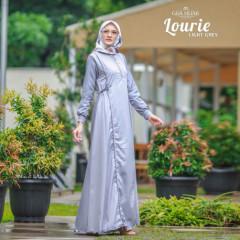 Lourie Dress Grey