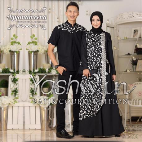 Yashwin Couple Black