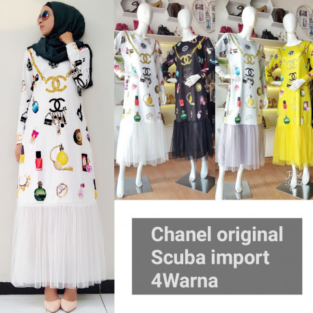 Chanel Dress 2018