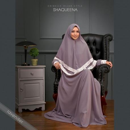 Shaqueena Syari Lavender