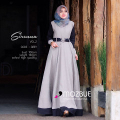 Sirenna Dress Grey