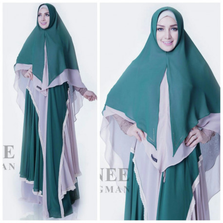 Alysha Syari Green Milo