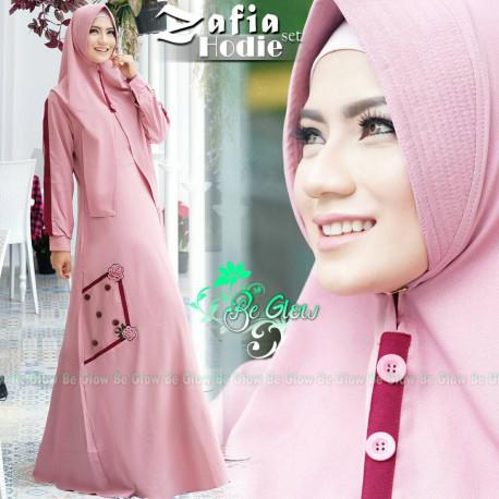 Set Hodie Zafiah Pink