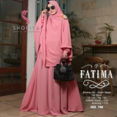 Fatima Syari Pink