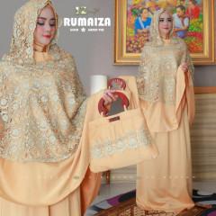 Mukena Rumaiza Gold
