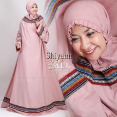 Mukena Shiyami Dusty Pink