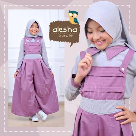 Alesha Kids Purple