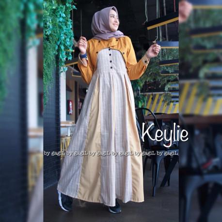 Keylie Dress Camel