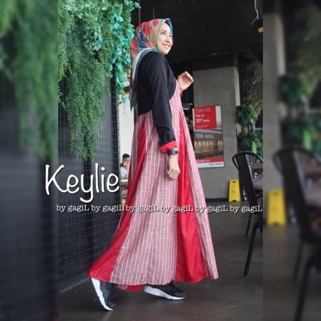 Keylie Dress Red