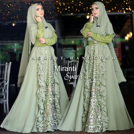 Miranti Syari 4 Green