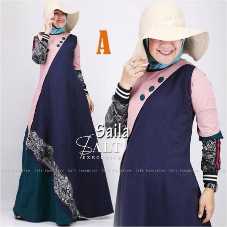 Saila Dress A