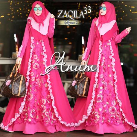 Zaqila 33 Pink