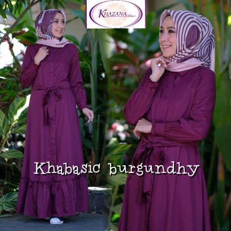 Khabasic Burgundy