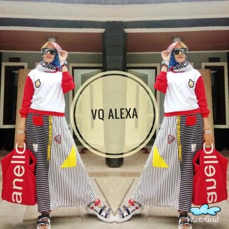 Alexa Red