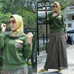Army Leopard Green
