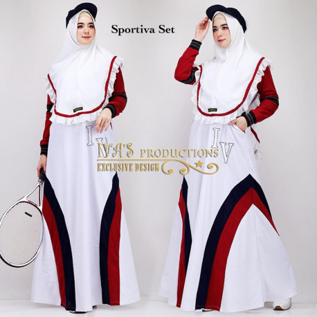 Sportiva White