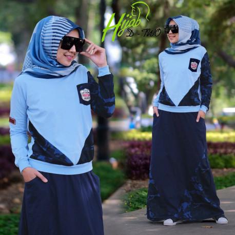 Zhia Blue Navy