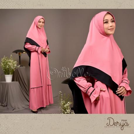 Derya Dress Pink