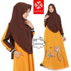 Dissy Syari Yellow