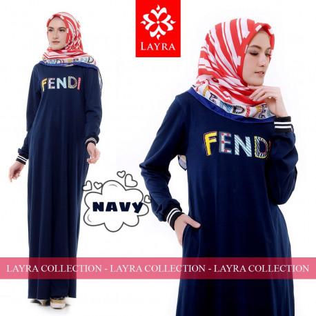 Fendi Navy