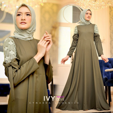 Ivy Dress Olive