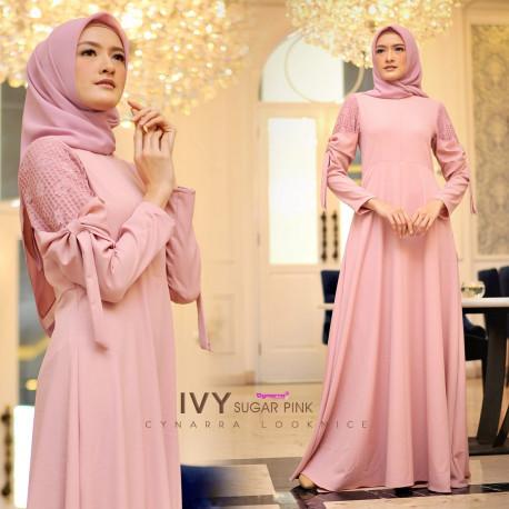 Ivy Dress Sugar Pink