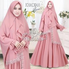 Khadijah Dusty Pink