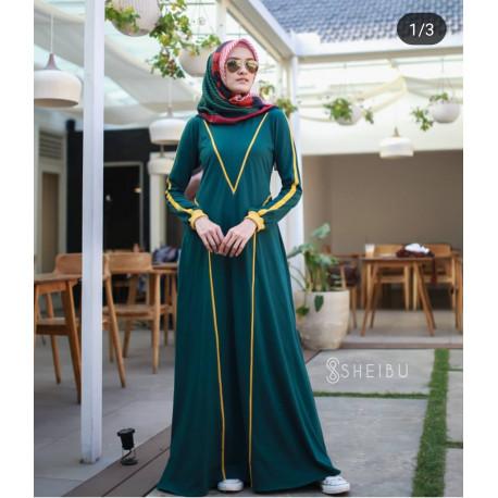 Kikan Dark Green