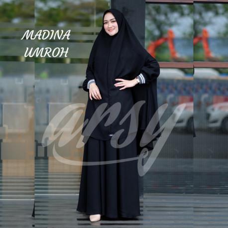 Madina Syar'i Black